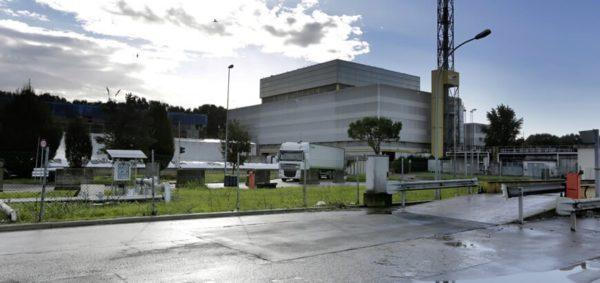TCF Impianto di trattamento chimico-fisico di Ravenna